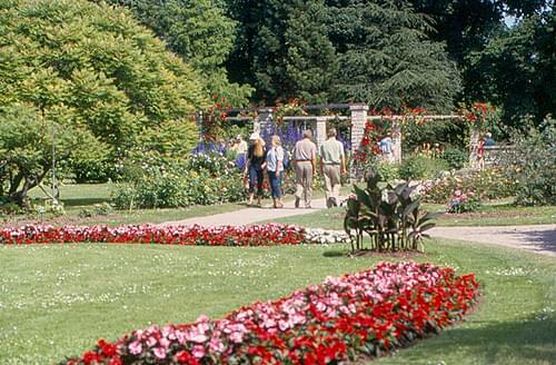 Visby - Botanical Garden