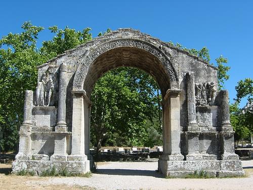St Remy de Provence, France