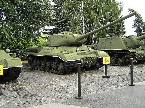 Museum of Military Equipment, Lutsk