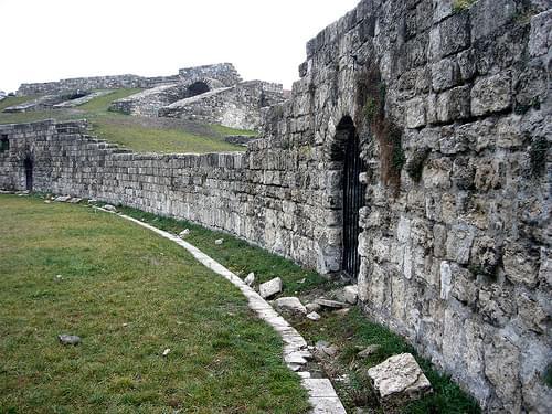 Aquincum Amphitheatre (I)