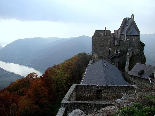 Aggstein Ruin