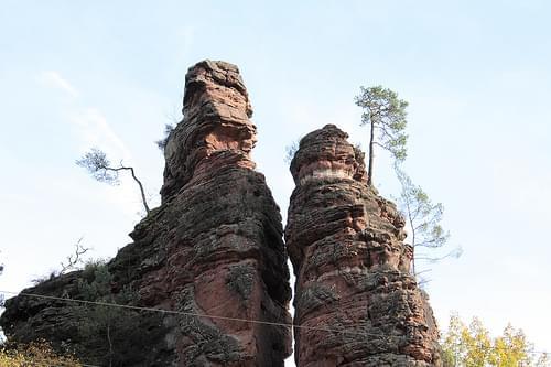 Dahner Felsenland - Cliff Country Dahn