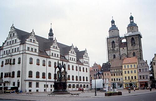 Wittenberg - Markt