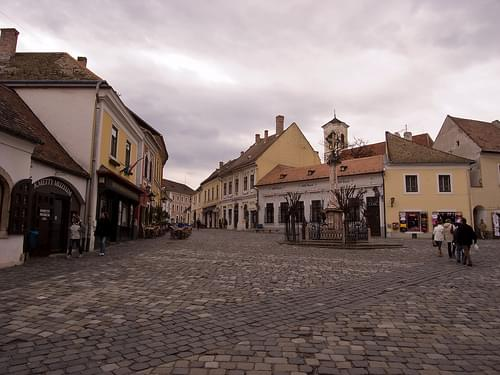 Jewish Memorial House and Temple, Szentendre