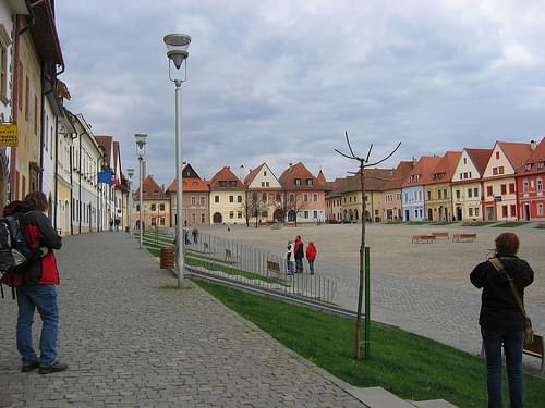 Historic Center, Bardejov