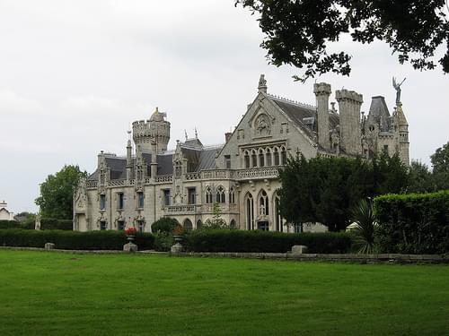 Château de Keriolet, Concarneau