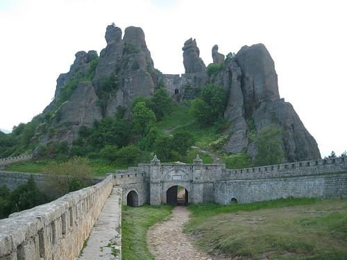 Kaleto Fortress, Belogradchik, Bulgaria