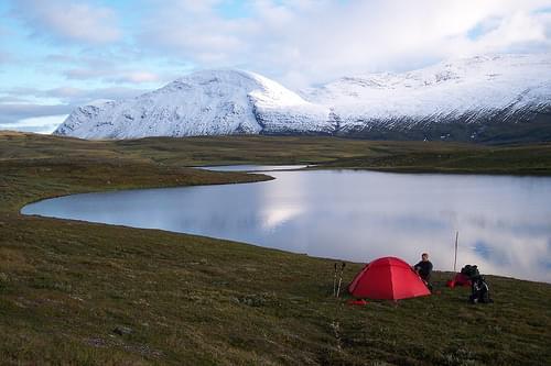 Padjelanta Camp
