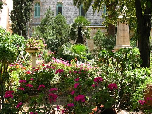 Church of Saint Anne and the Pools of Bethesda, Jerusalem