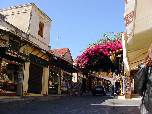 Historic Center, Rhodes