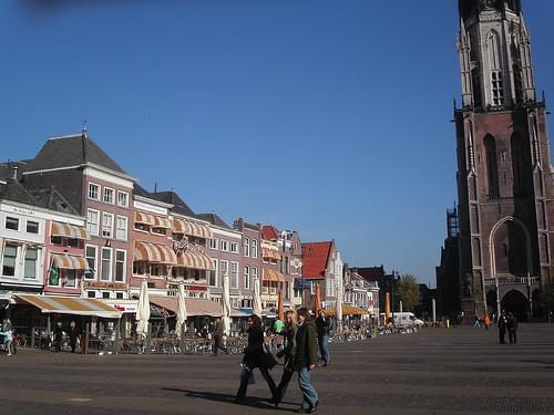 Town Center, Delft