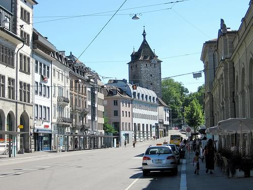 Historic Center, Schaffhausen