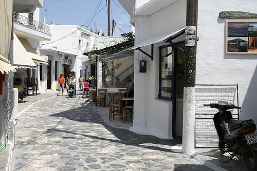 Historic Center, Skyros