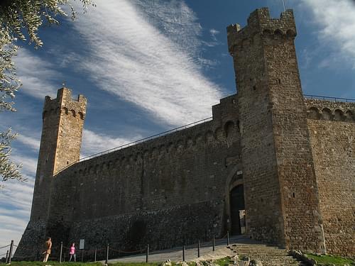 Montalcino - fortezza