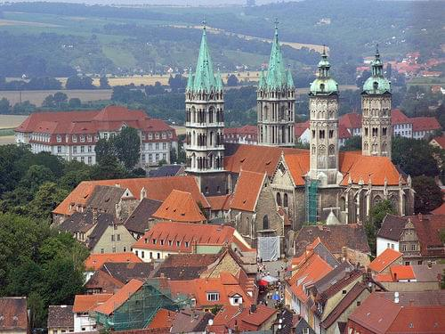 cathedral of Naumburg