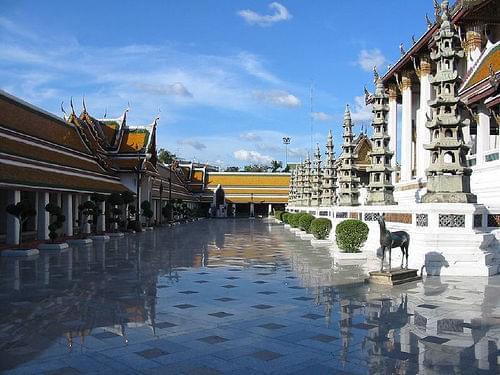 Wat Suthat, Bangkok (4)