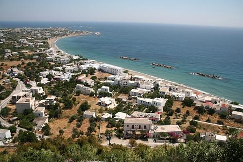 Magazia bay, Skyros
