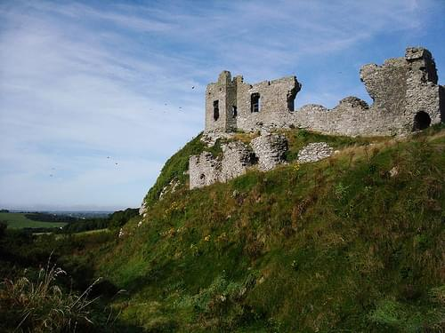 Rock of Dunamase