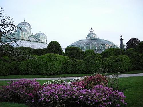 Royal Greenhouses, Brussels