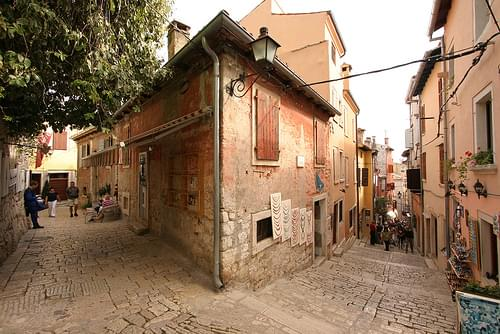 Historic Center, Rovinj