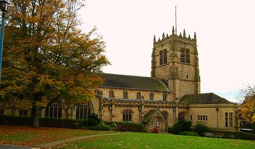 Bradford Cathedral III