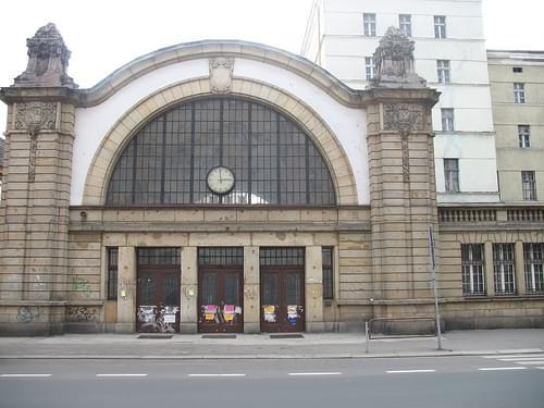 Katowice Train Station (defunct)