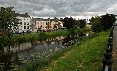 Tullamore On Grand Canal