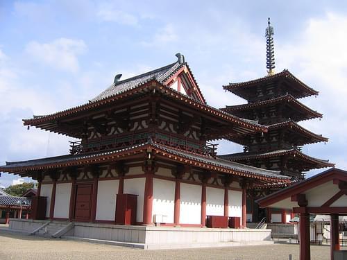 Shitenno-ji III