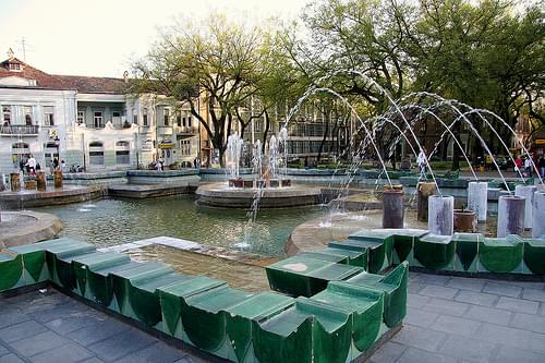 Mađarska fontana