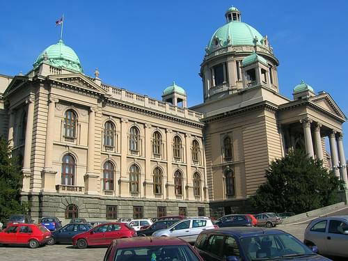 National Assembly of the Republic of Serbia, Belgrade