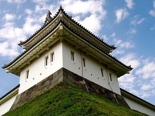 utsunomiya castle ruins