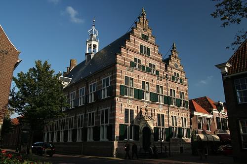 Naarden - city