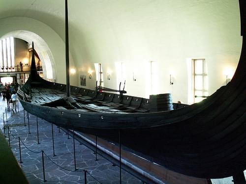 Oslo - Vikingskipshuset (Viking Ship Museum)