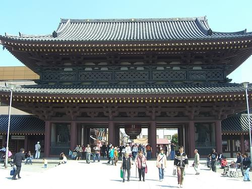 Dai-Sanmon (Main Gate)
