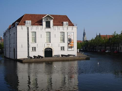 Royal Dutch Army Museum, Delft