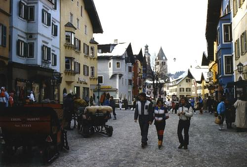 Historic Center, Kitzbuhel