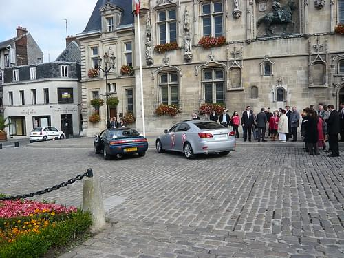 Historic Center, Compiegne