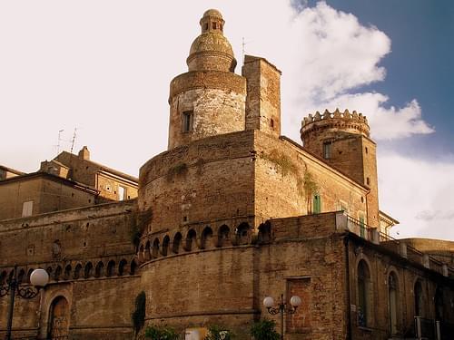 Vasto - Il Castello (Caldoresco)