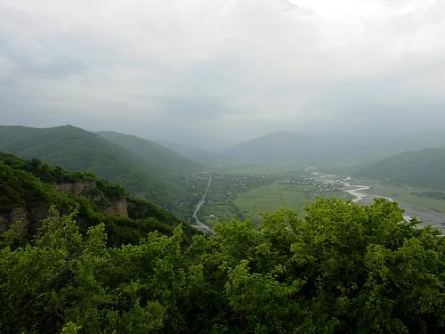 Aragvi Valley
