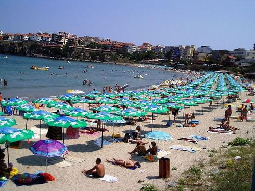 Sozopol Town Beach