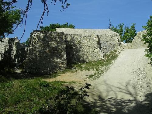 Rezi Castle Ruins