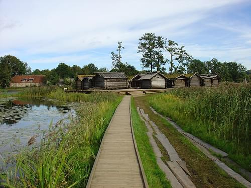 Araisi Lake Dwelling Site