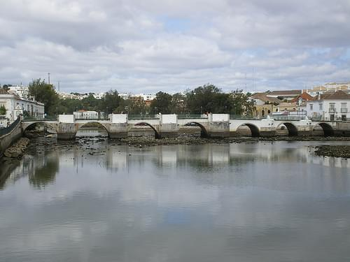 Roman Bridge at Tavira - Portugal (Tavira)