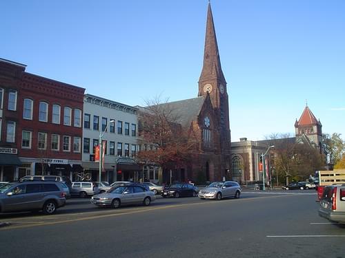 Northampton - Main Street