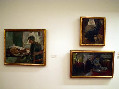 Oslo - Munch Museet