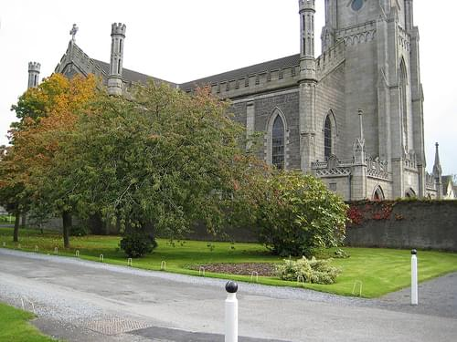 Cathedral in Carlow