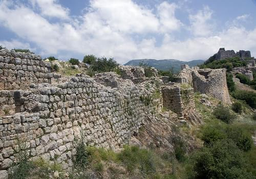 Israel_Nimrod's Fortress 33