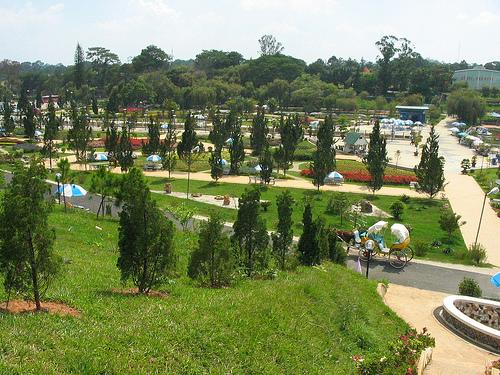 Đà Lạt flower park