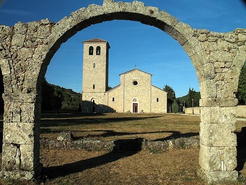 Rocchetta al Volturno - San Vincenzo
