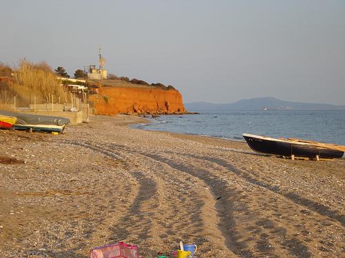 Kalamaki beach - Alexandroupoli